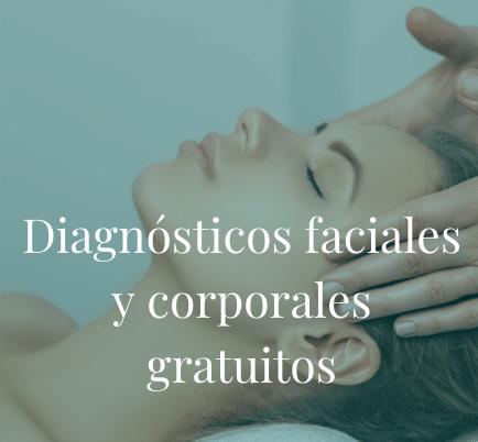 Diagnósticos faciales y corporales gratuitos