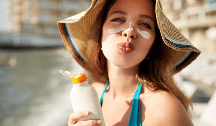 como protegerse del sol en verano consejos