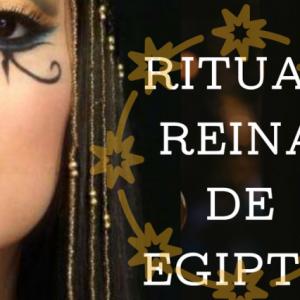 Ritual Reina de Egipto