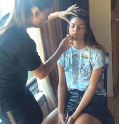 Maquillador famosos