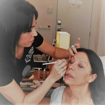 Maquillaje profesional Parla