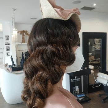 Peinado novias Parla madrid